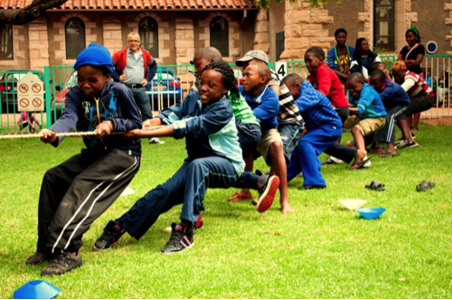 Braam Blues events at Hillbrow Kids Week